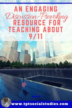 Use this 9/11 Response Group Activity with detailed facts, incredible images, stories for remembrance, and quotes from everyday Americans to teach your students all about 9-11. September 11th is still a tough subject to teach, but you can make the American Tragedy a lesson your students will always remember and the day one they will Never Forget.  See the whole resource and be sure to consider the different options suggested for classroom implementation.