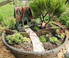 Fairy Garden (28) #MiniGarden