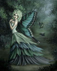 Wind Spirit by Enamorte on deviantART