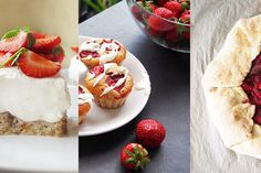 Prăjitură cu mălai și fructe de pădure (fără zahăr) – din rețetarul bunicii – Autodiversificare, BLW Camembert Cheese, Cheesecake, Low Carb, Desserts, Food, Banana, Tailgate Desserts, Deserts, Cheesecakes
