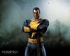 """Black Adam - Injustice: Gods Among Us - Warner Bros. Interactive Entertainment #WBIE - @InjusticeGame - #InjusticeGame - https://www.injustice.com/en - https://www.facebook.com/injusticegame - https://www.youtube.com/user/InjusticeGame - Blacks In Gaming & Multicultural Gaming Characters - FuTurXTV & FUNK GUMBO RADIO: http://www.live365.com/stations/sirhobson and """"Like"""" us at: https://www.facebook.com/FUNKGUMBORADIO"""