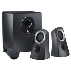 nice Logitech 50 Watts Computer Speaker System with Subwoofer | Black Check more at https://aeoffers.com/product/electronics-and-computers/logitech-50-watts-computer-speaker-system-with-subwoofer-black/