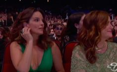 Tina Fey Reacts To Bill Cosby Joke At Emmys 2016 (VIDEO) | Gossip & Gab