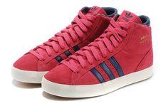 new arrival 0f19e 1f888 Adidas rojo Armada Trainers mujer Basket Profi High Tops Zapatos G95658  CALIENTE!