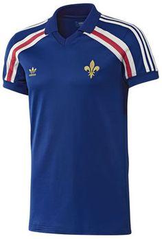 France 2014 adidas Originals Retro Shirt