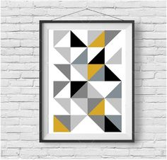 Hey, I found this really awesome Etsy listing at https://www.etsy.com/uk/listing/235698821/abstract-geometric-print-triangle-print