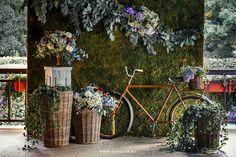 ★DOUBLE UNIQUE★-оформление свадьбы тканью и цвет's photos