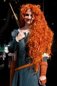 Merida from Brave #fanime2012