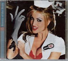 #Blink 182 - enema of the state - cd #album #(ecd) *grey glove cover* **rare**,  View more on the LINK: http://www.zeppy.io/product/gb/2/361735918182/
