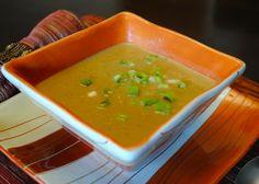 Невыразимая легкость кулинарного бытия...: Суп с каштанами и луком-пореем