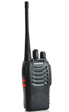 Emisora walkie talkie Baofeng 888s  ¡ sólo por 19,99€ !