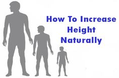 Do you want to increase your height naturally and want to know how to grow taller by two to three inches , then read this awesome article about the wonder foods to grow height