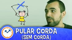 COMO PULAR CORDA PARA EMAGRECER (SEM CORDA) | Saúde na Rotina