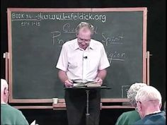36 1 3 Through the Bible with Les Feldick Your Sealed With the Holy Spirit of Promise: Ephs 1:13 - YouTube