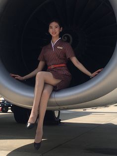 Cabin Crew, Flight Attendant, Asia, Lounge, Home Decor, Chair, Airport Lounge, Drawing Rooms, Decoration Home