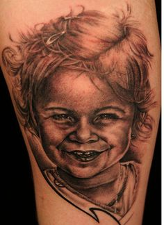 Tattoo by Andy Engel Piercing Studio, Portrait, Tattoos, Awesome, Tatuajes, Headshot Photography, Tattoo, Portrait Paintings, Drawings