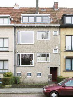 Renaat Braem -Woning Hendrickx, Antwerpen - TÉCHNE