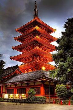 The Tokyo Japan Temple in Minato, Tokyo, Japan