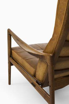 Ib Kofod-Larsen Örenäs easy chair with stool at Studio Schalling