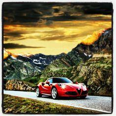 Alfa Romeo 4C - #Alfa4C #4C #AlfaRomeo4C