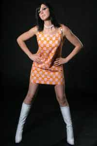 1960's * miniskirts and go-go boots