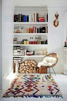 Room looks