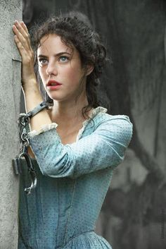 Kaya Scodelario as Carina Smyth in Pirates of the Caribbean 5 Dead Men Tell No Tales