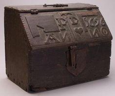 dutch tool chest 1696