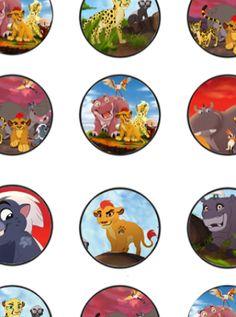 FREE Lion Guard Birthday Party Printables