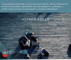 Alfred Adler, très proche de Freud à ses débuts, s'en est ensuite éloigné pour créer la psychologie individuelle.