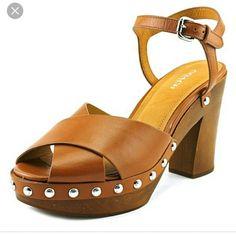 H/&M SS19 Premium Super Suave Cuero Negro Zapatos Sandalias Planas Uk 5 7 7.5