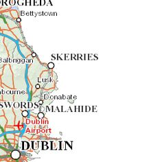 Irish Trails - Trails in Dublin of Walking, Cycling, Horse Riding and more