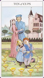 knight of cups tarot guide