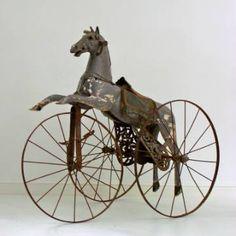 Antique Rocking Horses On Pinterest Rocking Horses Folk