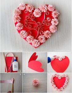 Great card valentine's day idea ♥