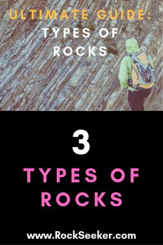 11 Best Different types of rocks images in 2017   Rocks