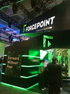 Forward Without Fear  FORCEPOINT #RSAC