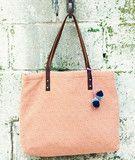 fair trade bag purse tote