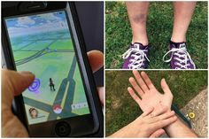 """LOS ANGELES — Beware: """"Pokemon Go,"""" a new smartphone game based on cute Nintendo characters like Squirtle and Pikachu, can be harmful to your health. The """"augmented reality""""…"""