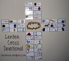 Check to see if any are different than your 20 Resurrection Eggs ~ Our new Lenten Devotional @ aslansavz.wordpress.com