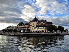 Sweden - Waxholm / Vaxholm