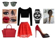"""""""Ariana's chapter 2 outfit"""" by sumayyahxx123 ❤ liked on Polyvore"""