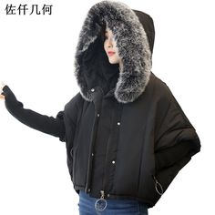 Parkas Women Coats New Design Winter Female Fur Collar Jackets Fashion Warm Hoodies Casual Cotton Outwear Coat High Quality -*- AliExpress Affiliate's buyable pin. Click the image for detailed description on www.aliexpress.com
