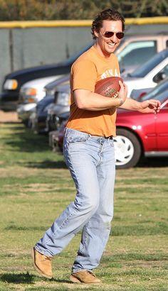 Matthew McConaughey levis jeans