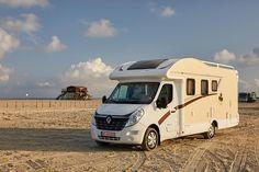 Camping in Deutschland: 15 schöne Campingplätze, die Sie kennen sollten - FOCUS Online Camping In Deutschland, Used Caravans, Holiday Park, North Sea, Baltic Sea, Bike Trails, House On Wheels, Campsite, Photos