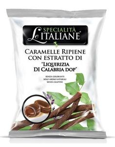 Serra Filled Hard Candies - Calabrian Licorice