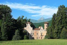 I 122 Grandi Giardini Italiani da vedere almeno una volta nella vita .Castello di Mirandolo - San Secondo Pinerolo - Italia