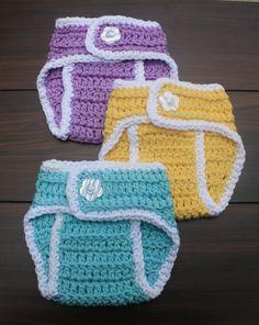 Infant Baby Diaper Cover. $15.00, via Etsy.