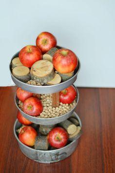 DIY Tutorial: CAKE STANDS / DIY Cake Stand - Bead&Cord