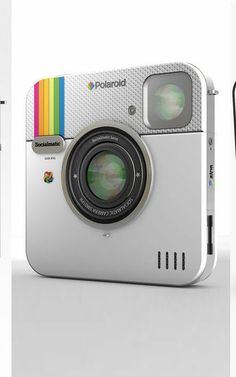 f8e97805dabf1 Real Life Instagram  Polaroid unveiled at  CES but maybe it s not as cool as